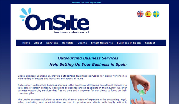 Outsourced Business Services Spain